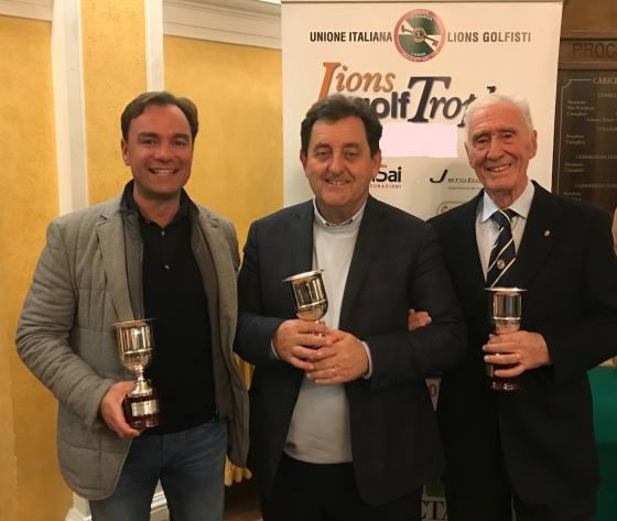 CAMPIONATO LIGURE 2018 - GOLF DEGLI ULIVI DI SANREMO - SABATO 20 GENNAIO 2018