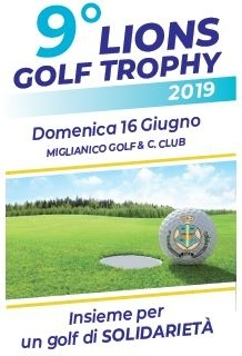 9° Lions Golf Trophy - L.C. TERMOLI HOST