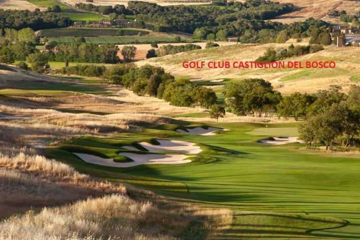 VISITA UILG AL GOLF CLUB CASTIGLION DEL BOSCO