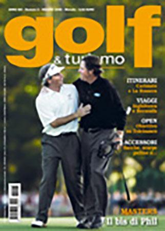 Golf e Turismo organo ufficiale UILG
