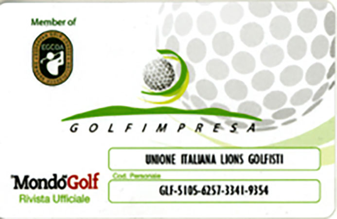 Golfimpresa Card: la shopping card che moltiplica i vantaggi