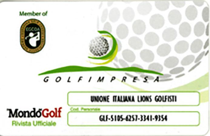 Golfimpresa Card: la shopping card che moltiplica i vantaggi