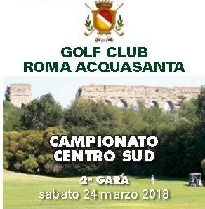 CAMPIONATO CENTRO-SUD