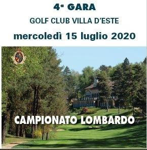 CAMPIONATO LOMBARDO