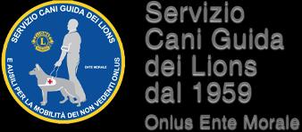 LA VISITA AL CENTRO CANI GUIDA DEI LIONS E' ANNULLATA