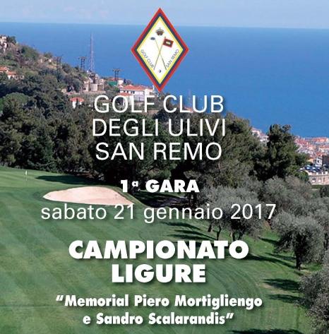 CAMPIONATO LIGURE 2017