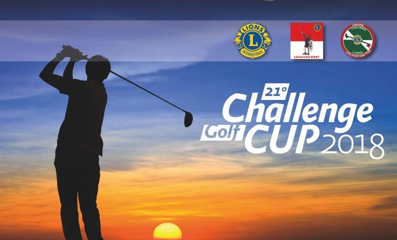 21° CHALLENGE GOLF CUP 2018 - L.C. LEGNANO HOST