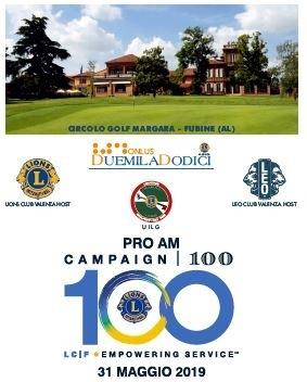 L.C. VALENZA HOST - PRO AM CAMPAIGN 100