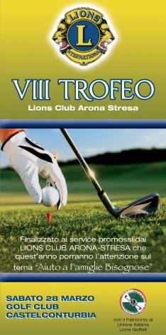 GARE PATROCINATE - 8° Trofeo L.C. Arona Stresa