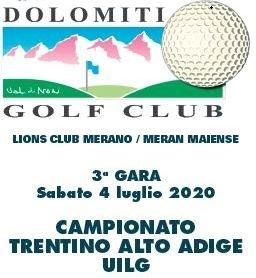 CAMPIONATO TRENTINO ALTO ADIGE