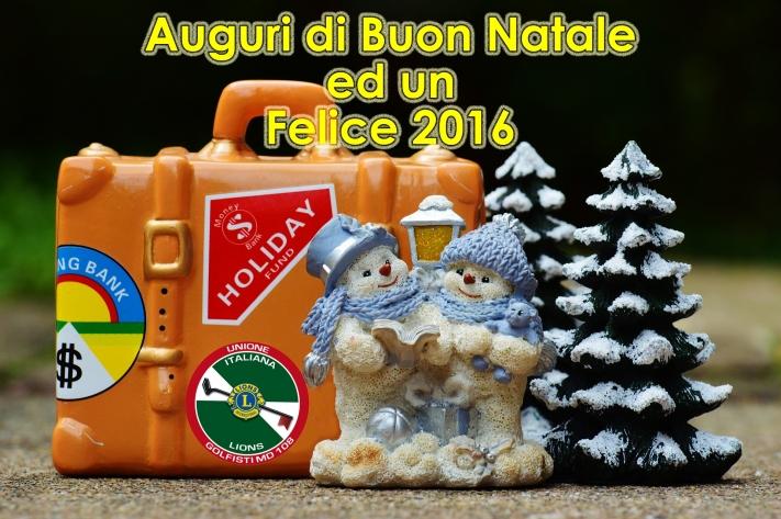 Calendario UILG 2016